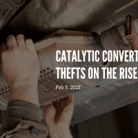 Catalytic Converter Theft on the Rise in Alberta