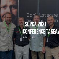 TSDPCA 2021 Conference Takeaways